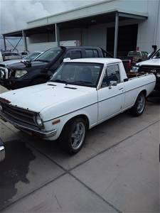 1978 Datsun 1200 Manual Ute