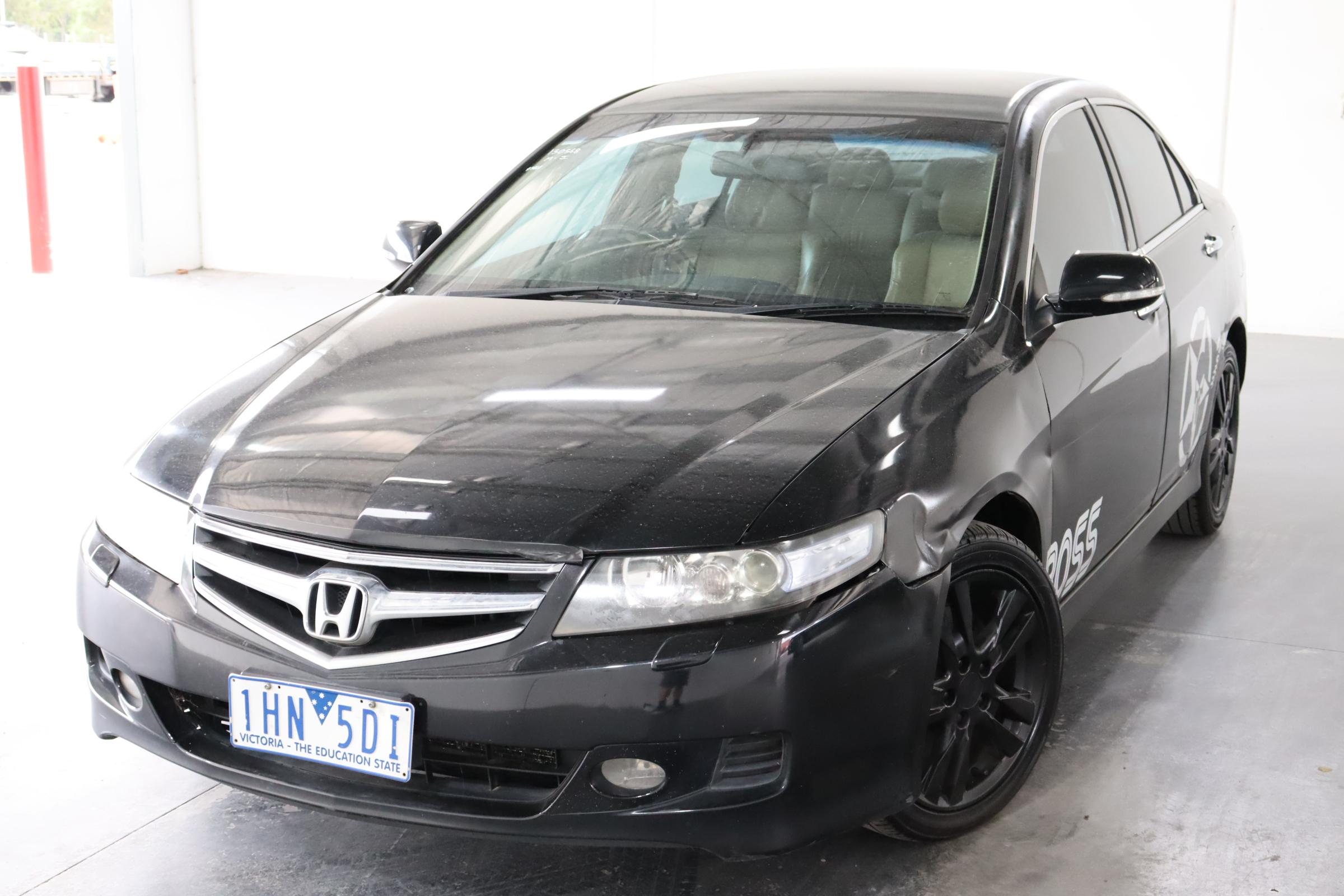 2007 Honda Accord Euro 7th Gen Automatic Sedan (WOVR Inspected)
