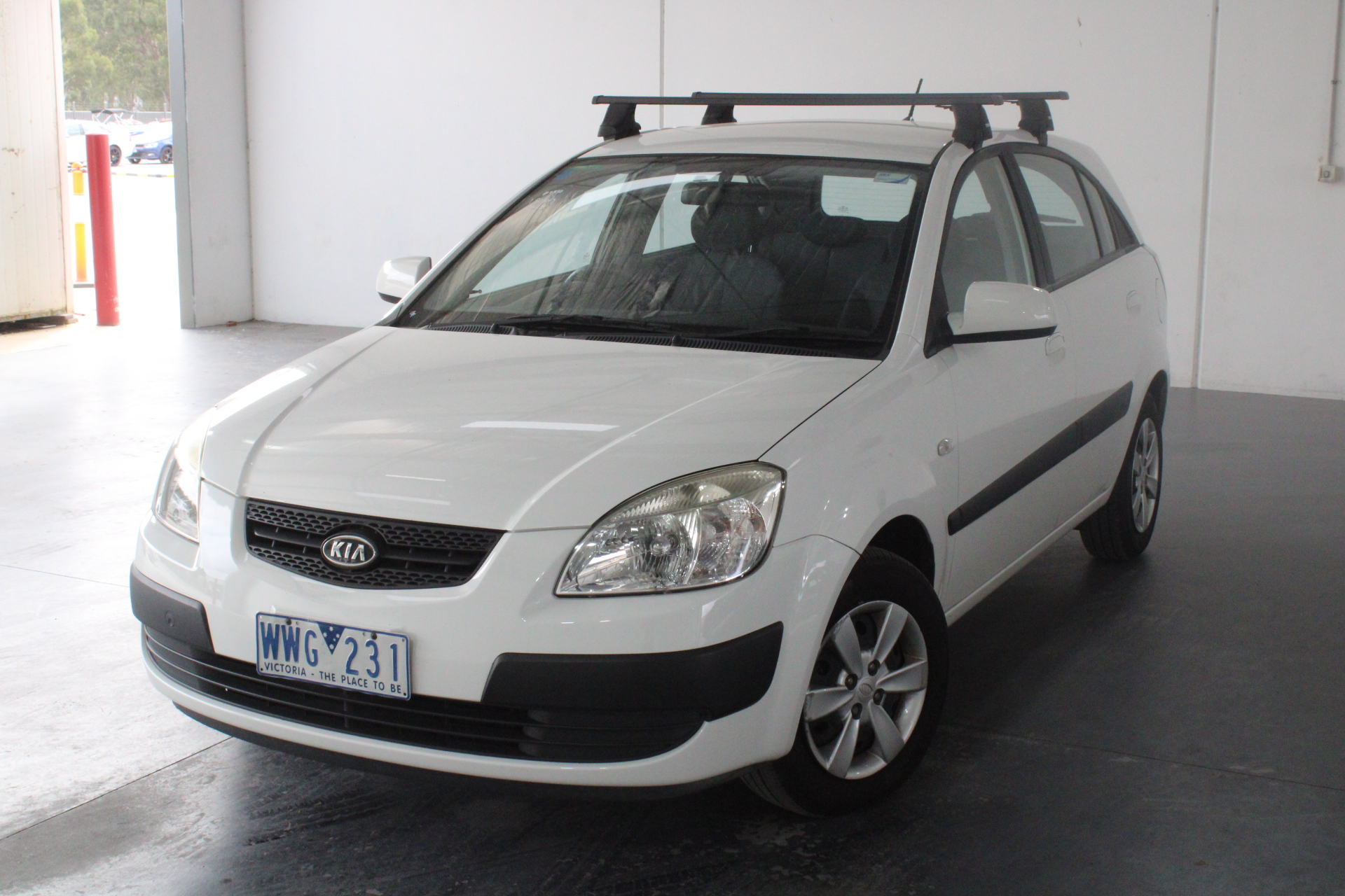2008 Kia Rio LX JB Manual Hatchback