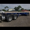 2005 Maxitrans ST3 Triaxle Skeletal Trailer