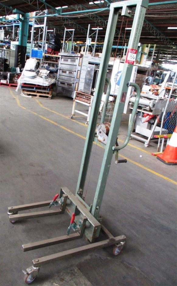 Lift Aide Mobile Lifter