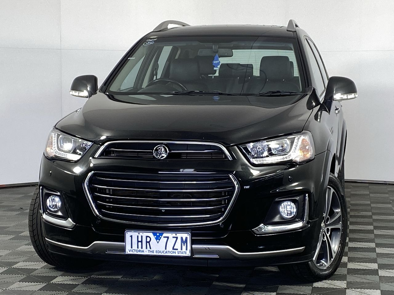 2016 Holden Captiva LTZ Automatic 7 Seats Wagon