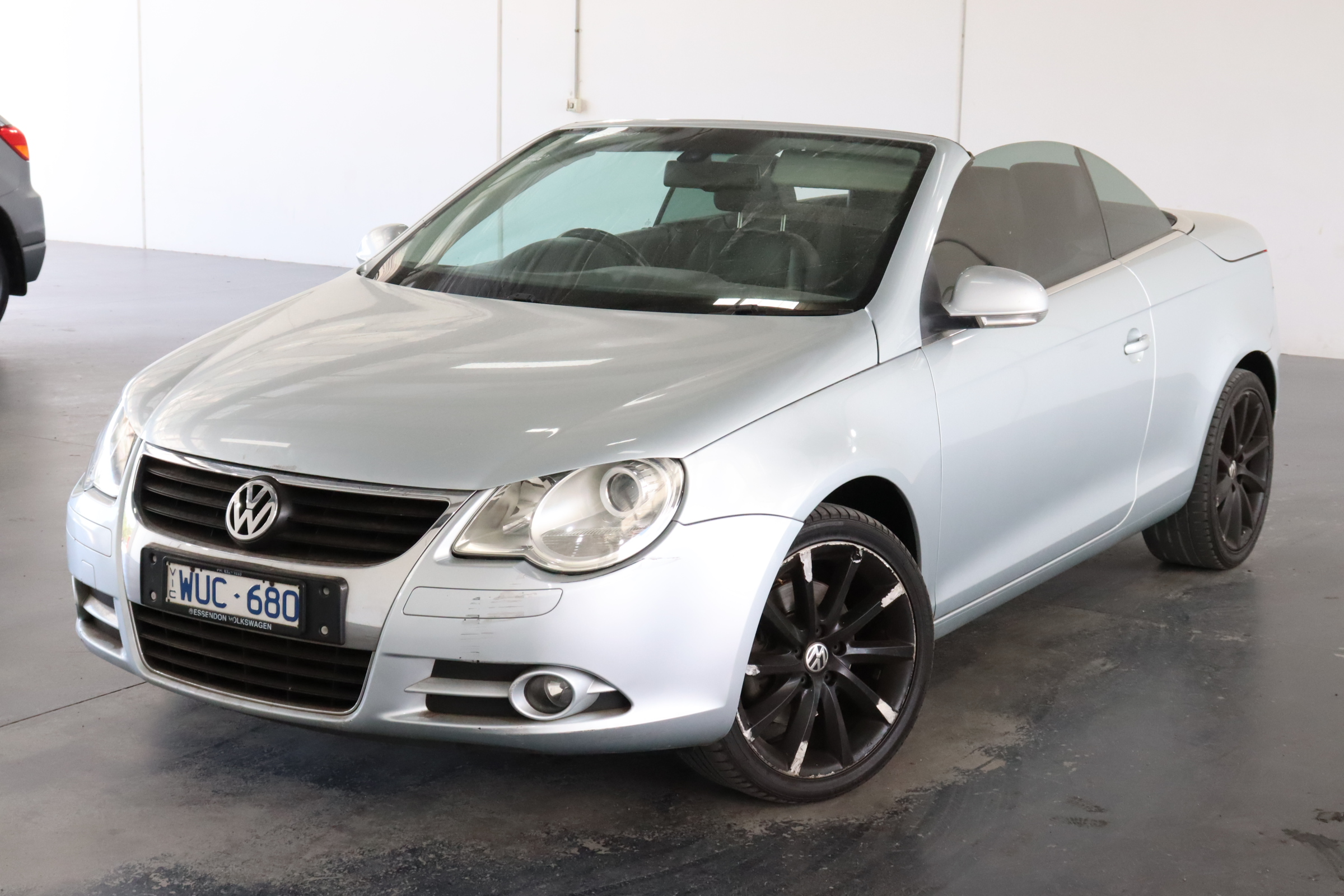 2007 Volkswagen Eos 2.0 TDI 1F Turbo Diesel Automatic Convertible