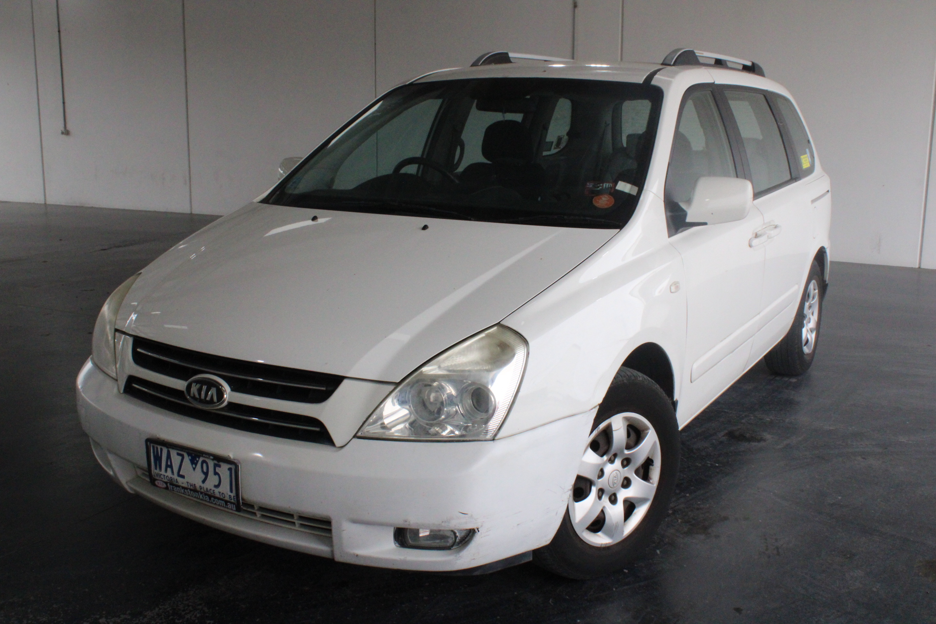 2007 Kia Carnival EX VQ Automatic 7 Seats People Mover