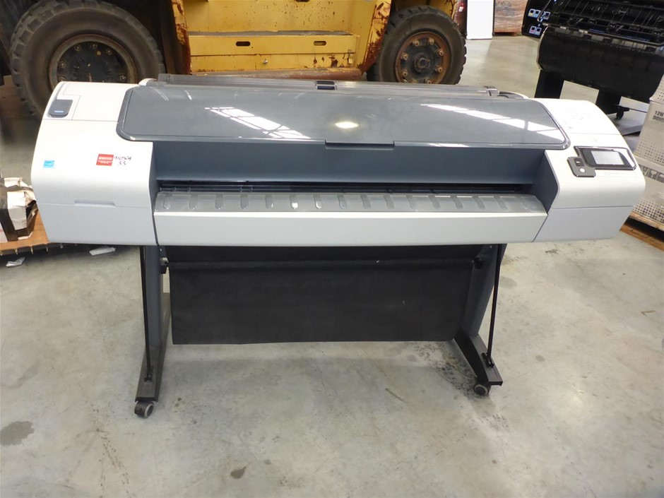 HP (Designjet T790) Plotter