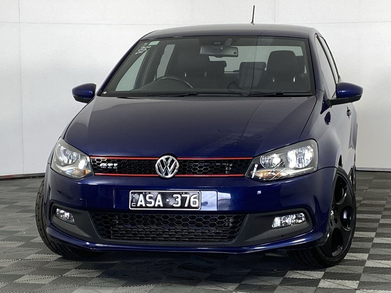 2013 Volkswagen Polo GTi 6R Automatic Hatchback