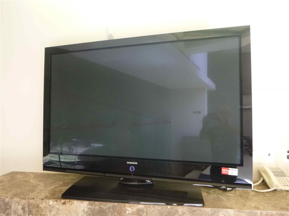 "Samsung 63"" Plasma Display"