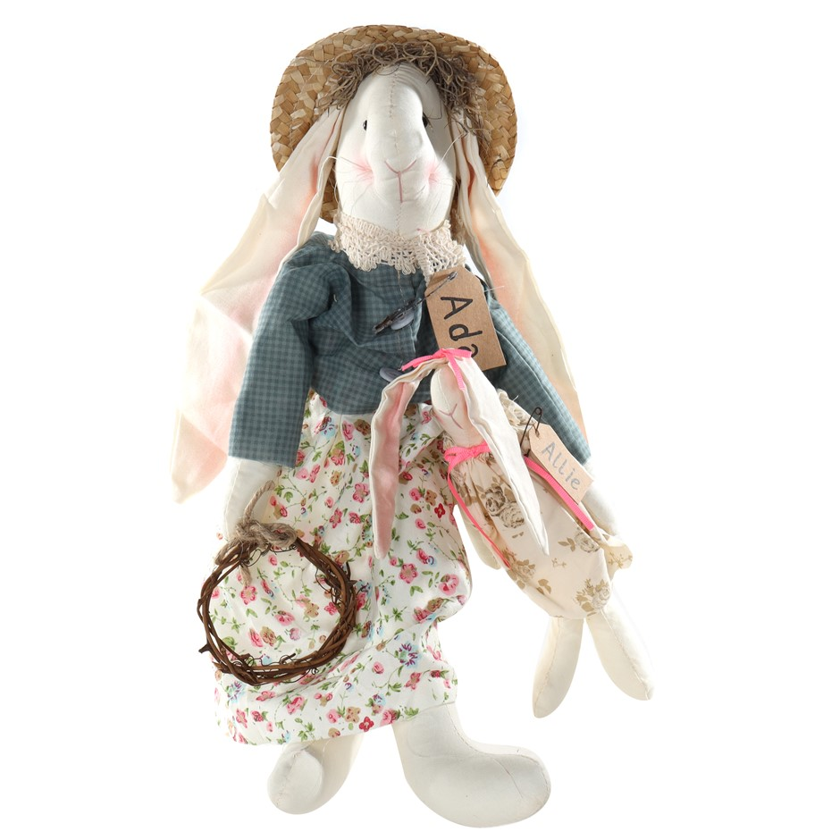 Baby Bunny Doll. (SN:B02Z3460) (279351-545)