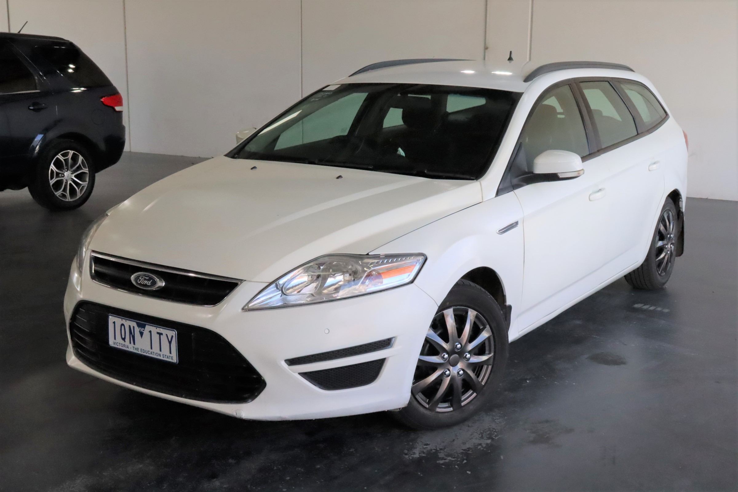 2013 Ford Mondeo LX TDCi MC Turbo Diesel Automatic Wagon