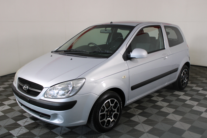 2011 Hyundai Getz SX TB Manual Hatchback