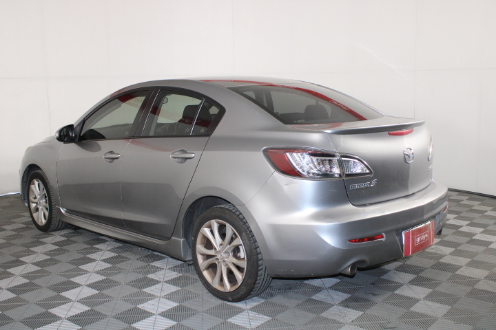 2009 Mazda 3 SP25 BL Automatic Sedan(WOVR)