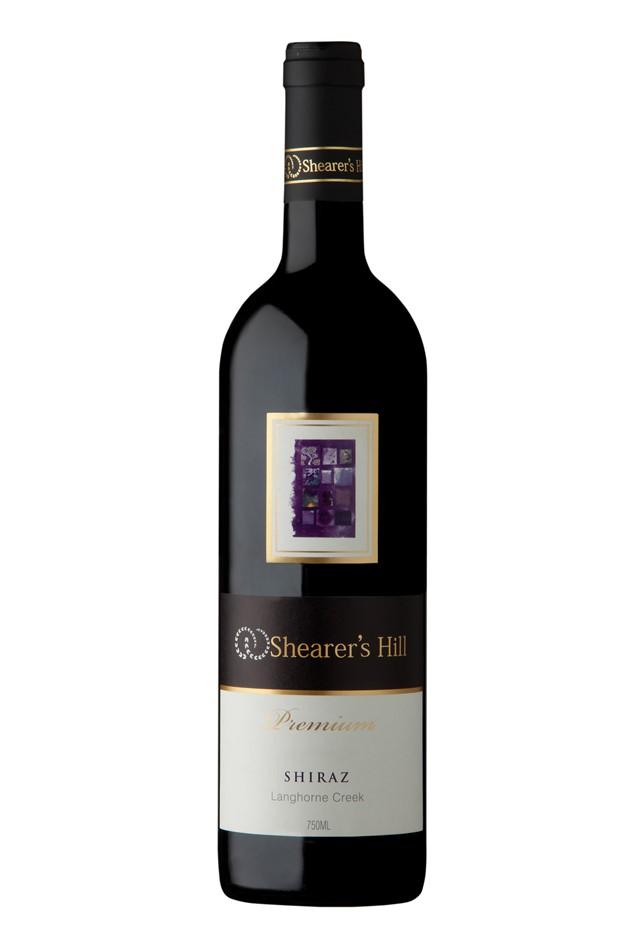 Shearers Hill Regional Shiraz 2017 (6 x 750mL) Langhorne Creek, SA