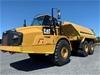 2012 Caterpillar 740B Articulated Water Truck (AT40012)