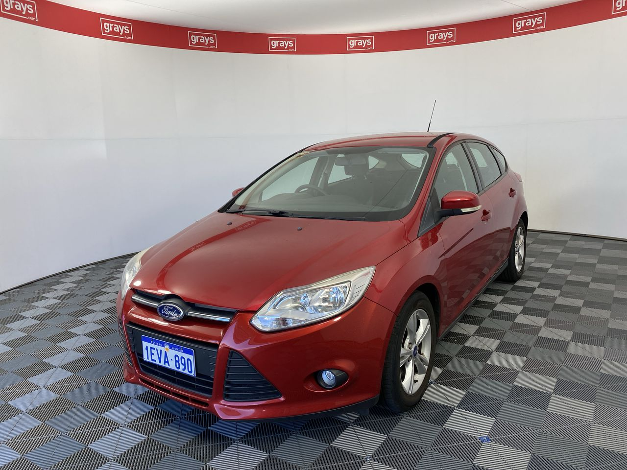 2012 Ford Focus Trend LW Automatic Hatchback