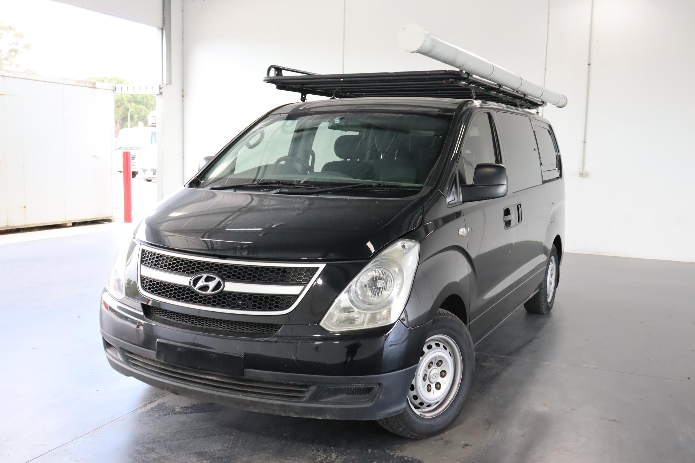 2010 Hyundai iLOAD Crew TQ Turbo Diesel Automatic Van