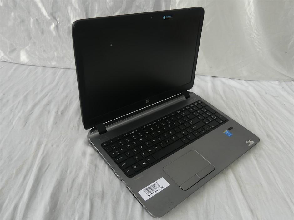 HP ProBook 450 G2 15.6-inch Notebook