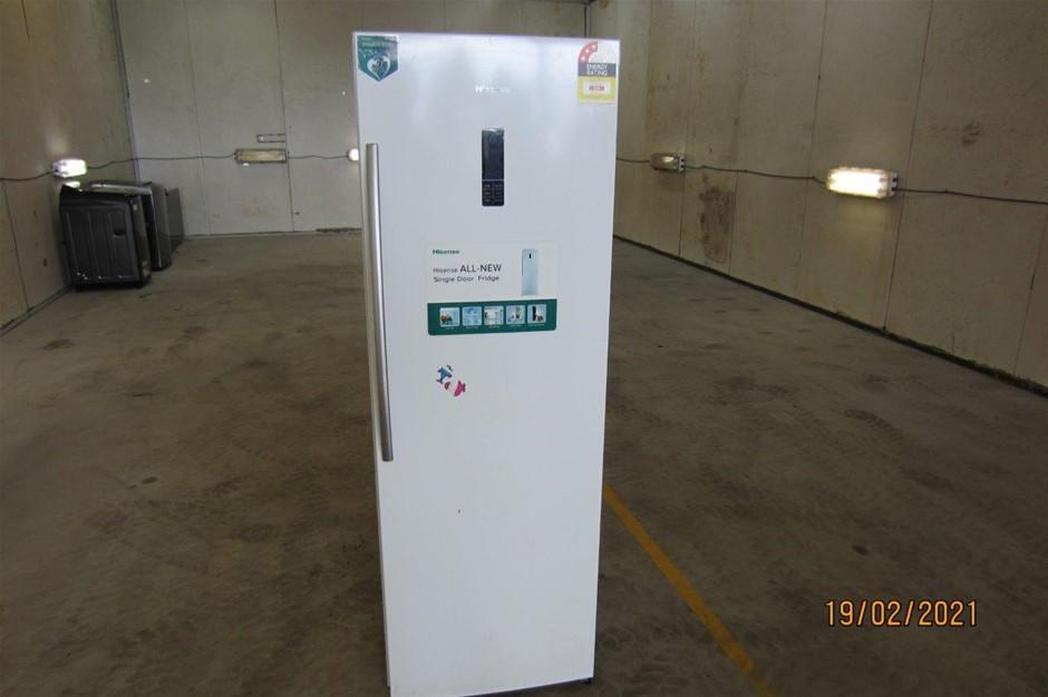 Hisense 355L Single Door Fridge