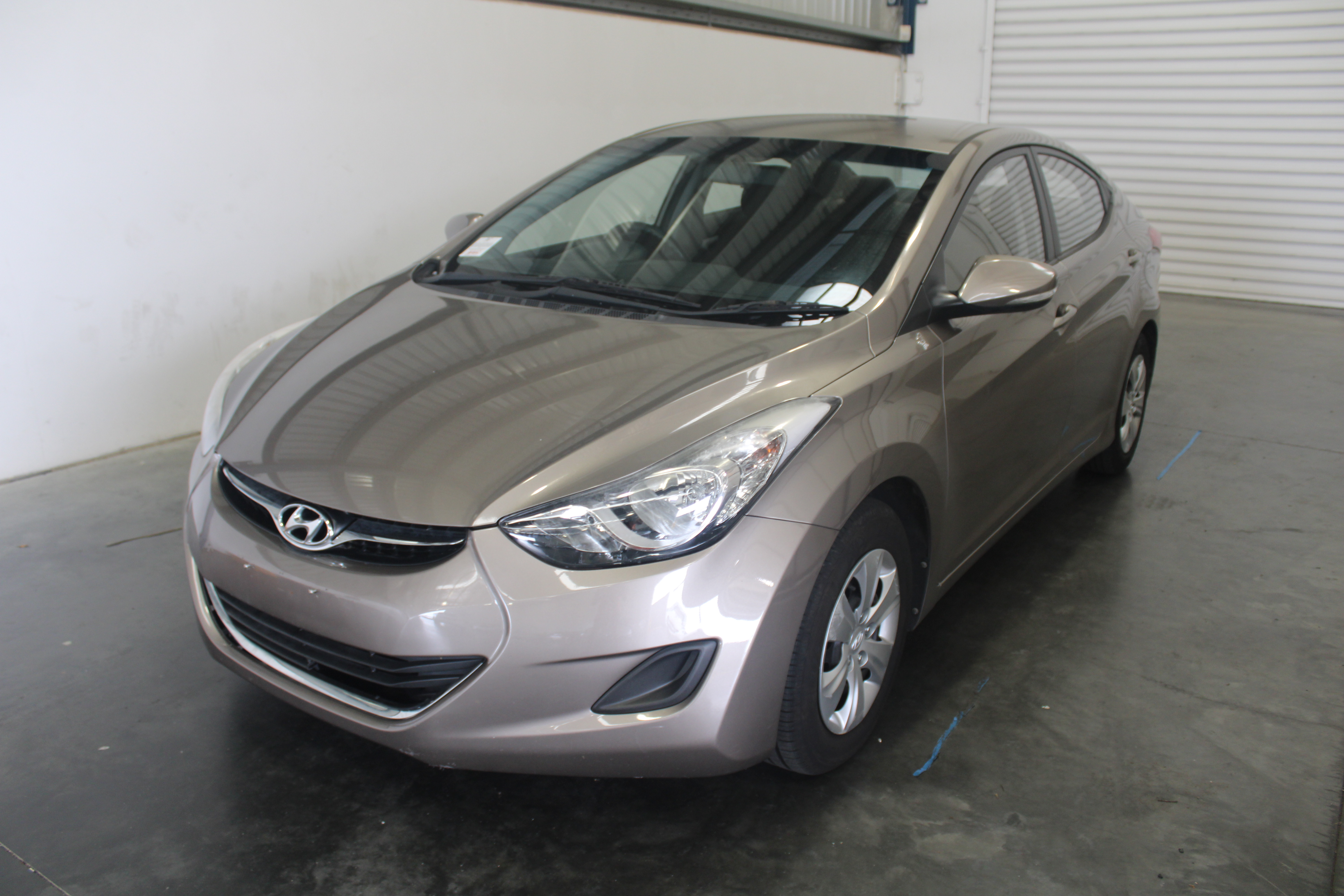 2012 Hyundai Elantra Active MD Automatic Sedan