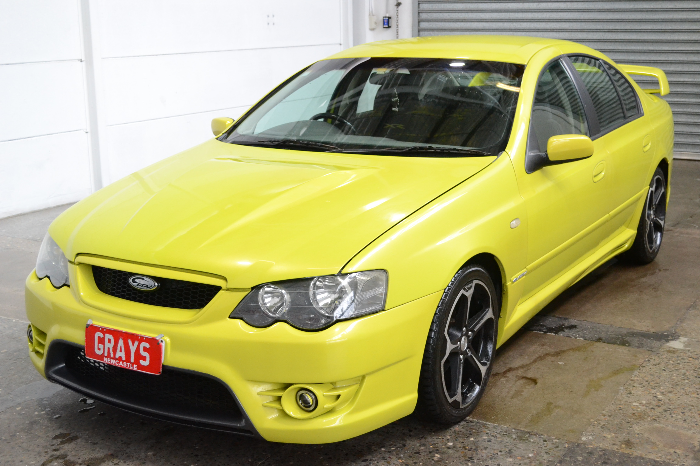 2004 Ford Falcon XR8 BA Automatic Sedan