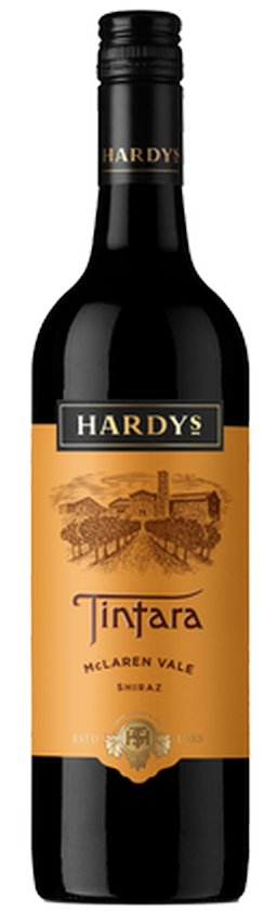 Hardys Tintara Shiraz 2017 (6x 750mL).