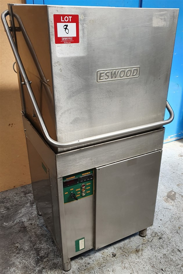 Eswood ES-50 Passthrough Dishwasher - 3 Phase