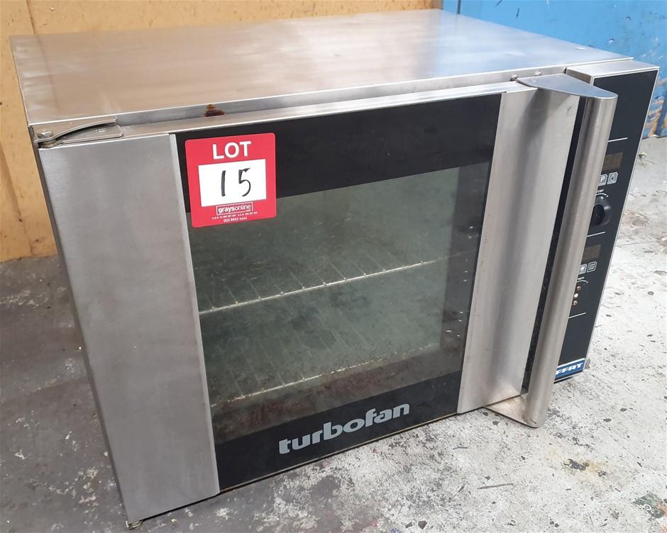 Turbofan E31D4 Convectio Oven - 4 Tray Capacity