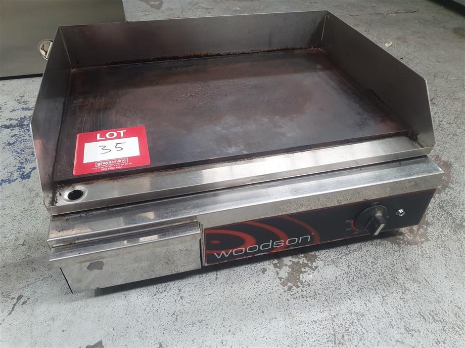Woodson Benchtop Griller Plate _ 10A/240V