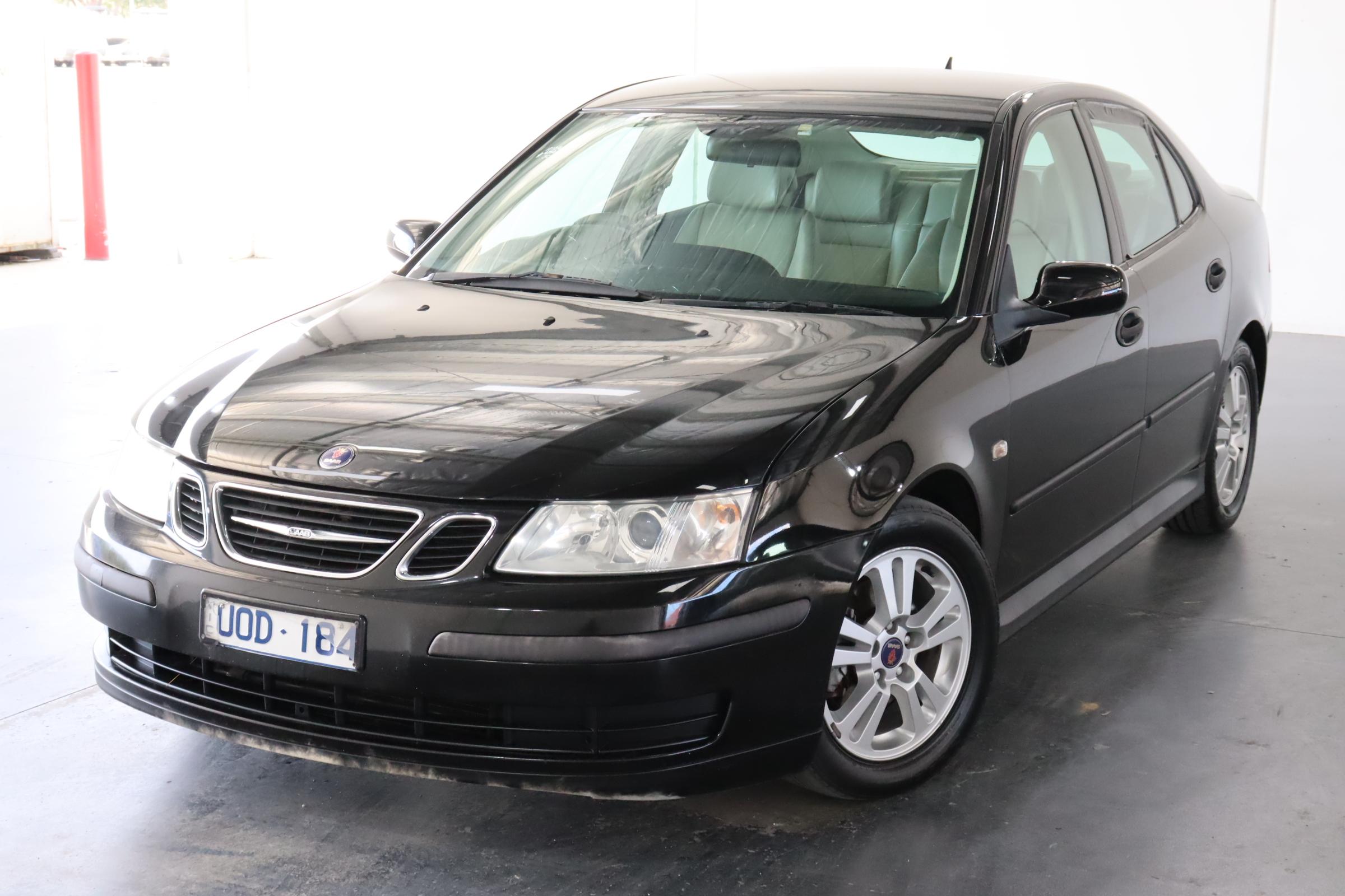 2006 Saab 93 Manual Sedan