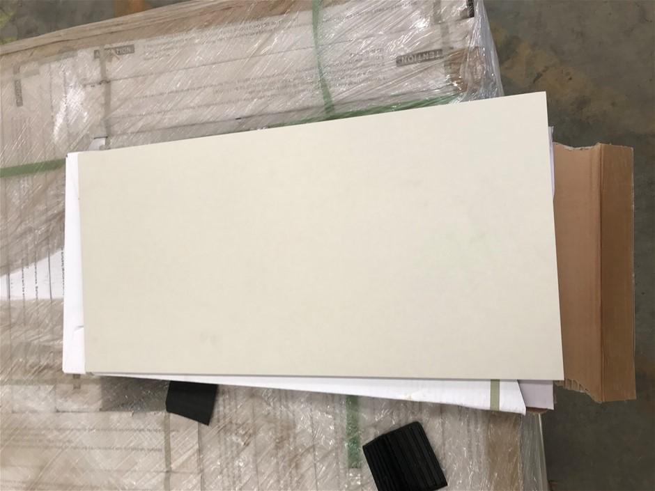 Crate of 320 x Signoruno Porcelain Grade A Tiles 598 x 298mm