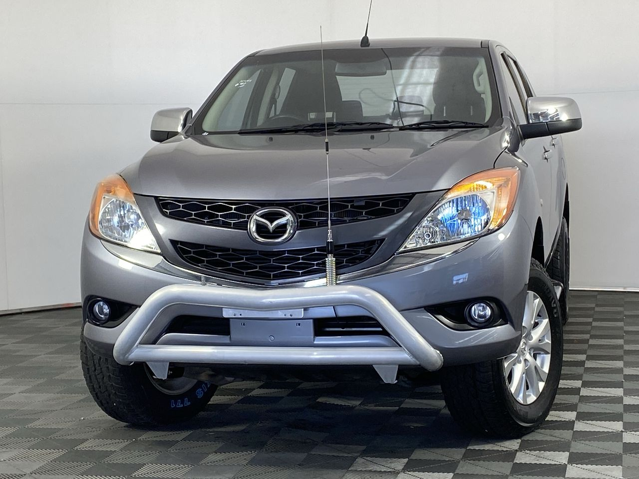 2014 Mazda BT-50 4X2 XTR Turbo Diesel Automatic Dual Cab(WOVR)