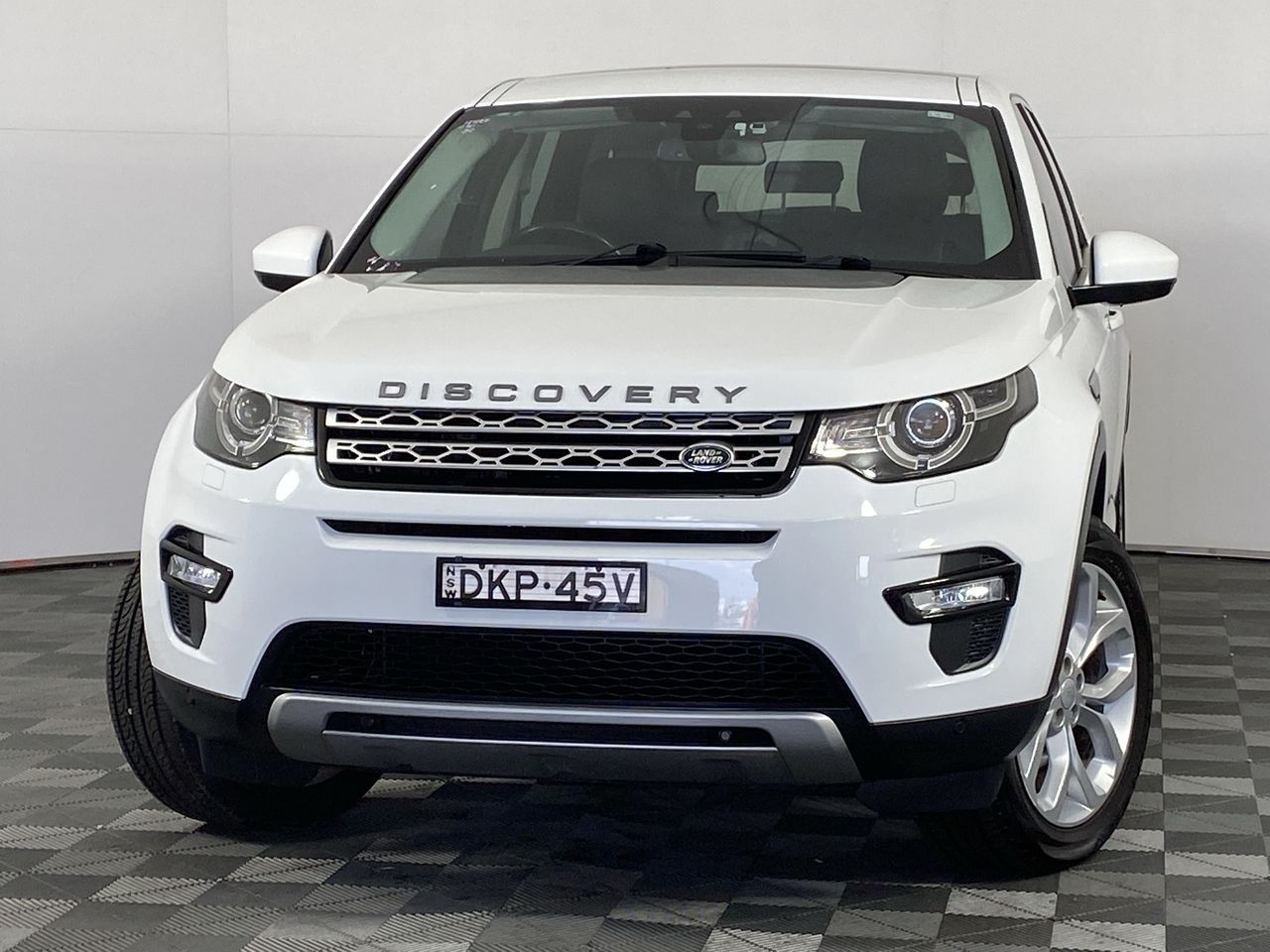2016 Land Rover DISCOVERY SPORT TD4 180 HSE Turbo Diesel 9 auto Wagon