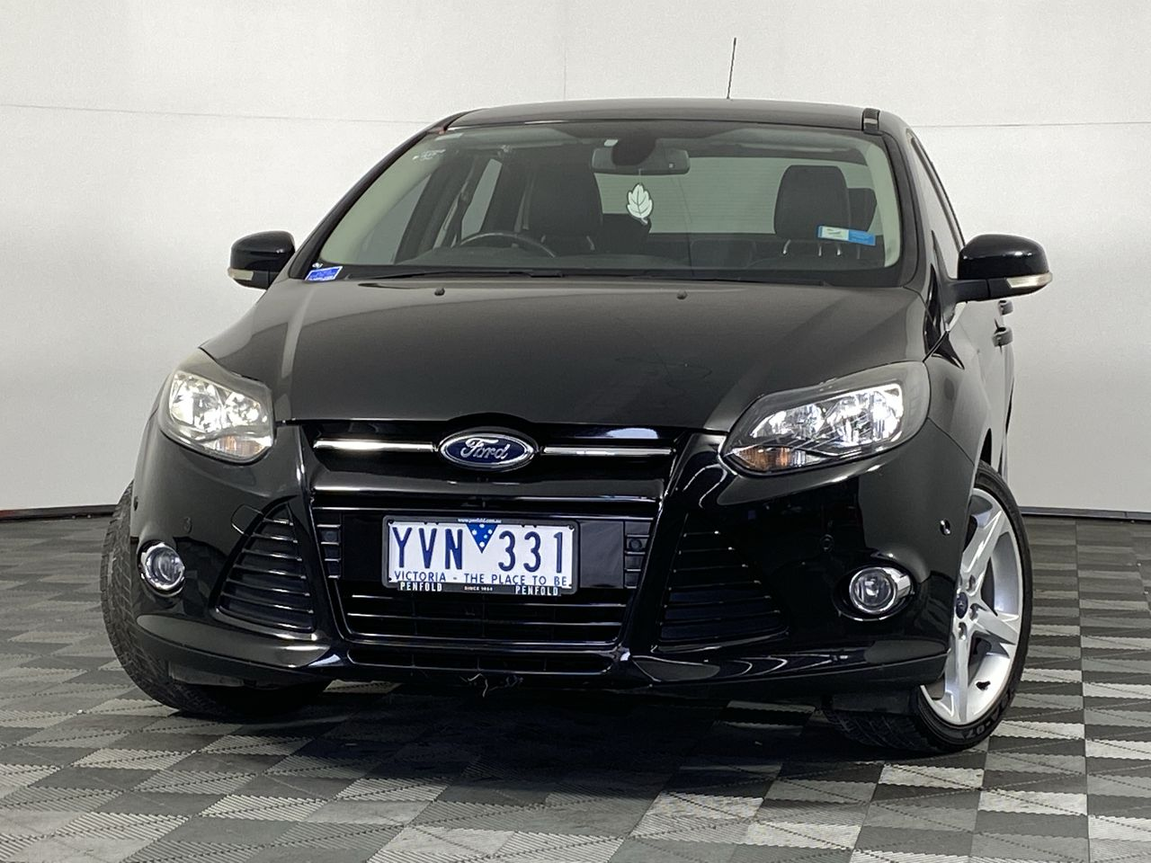 2011 Ford Focus Titanium LW Automatic Sedan