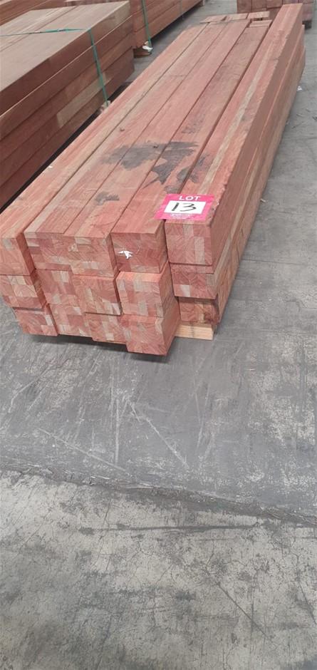 Ironbark FJL Post 90x90 11pcs /1.8m, 4pcs /1.7m