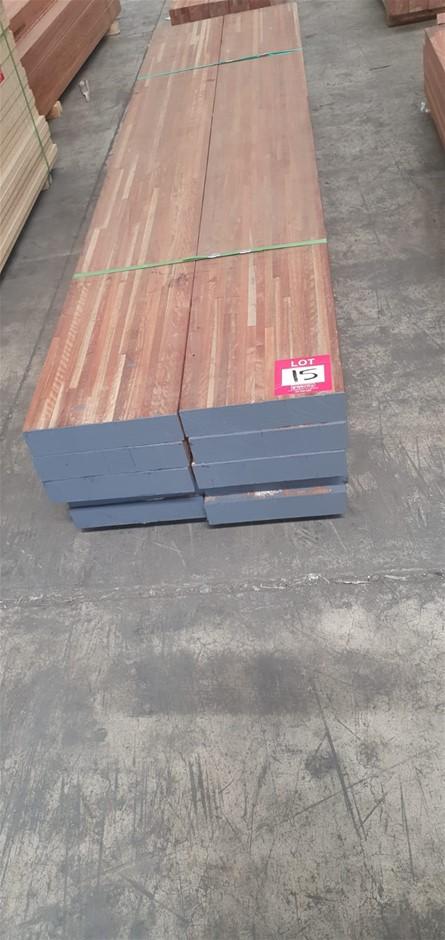 Spotted Gum FJL Post 290x65 10pcs /2.4m