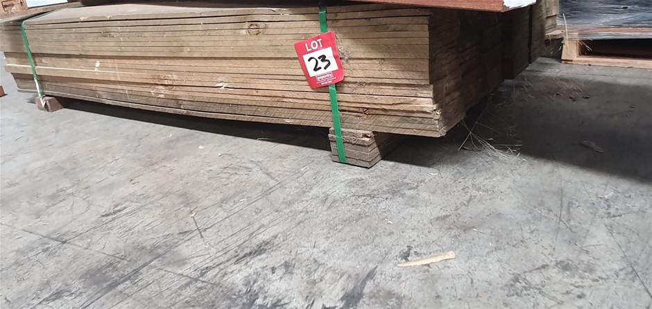 Treated Pine Pallings. 150 x 12 mm. Length 1650. Total 120pcs
