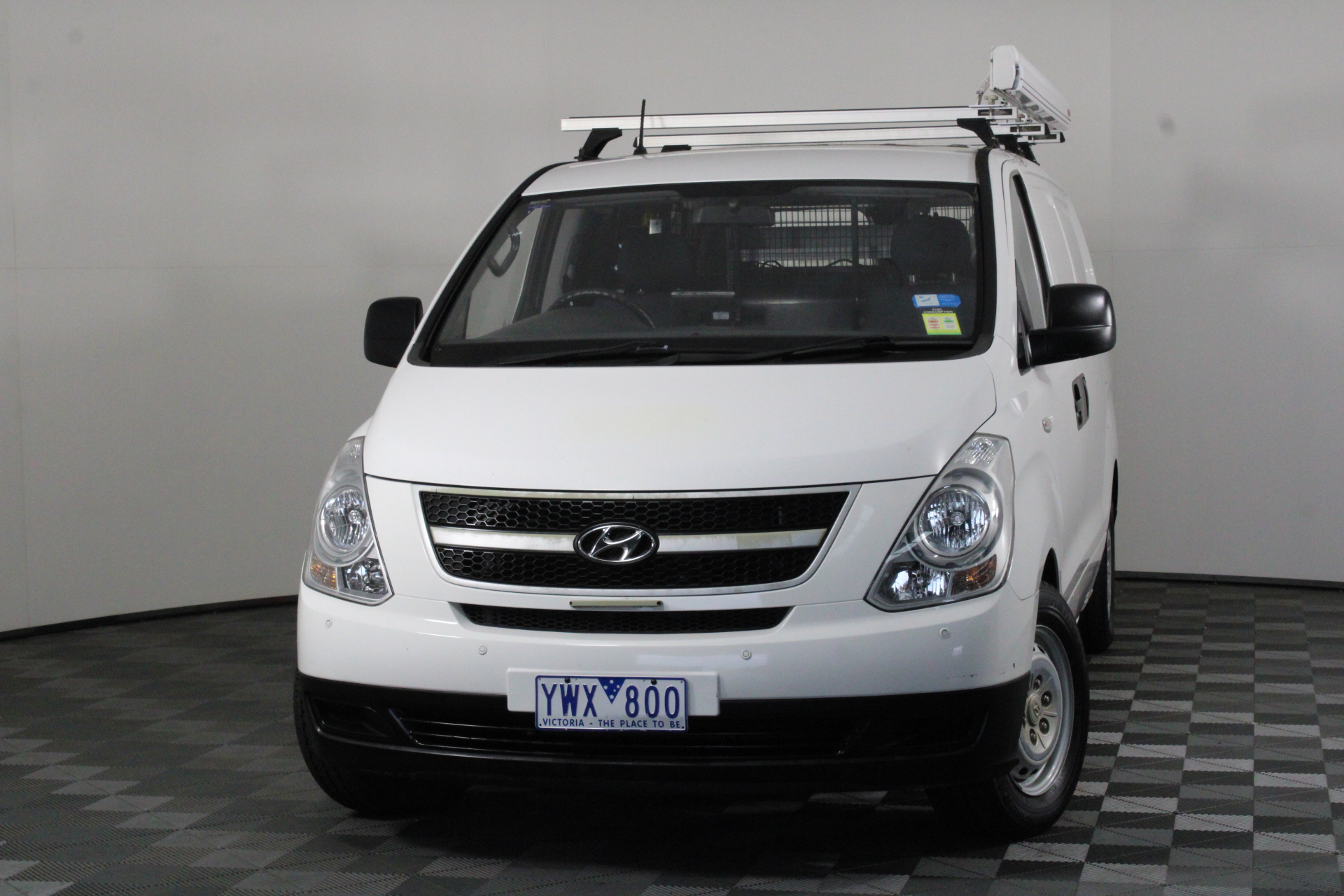 2012 Hyundai iLOAD TQ Turbo Diesel Automatic Van (EX GOV)