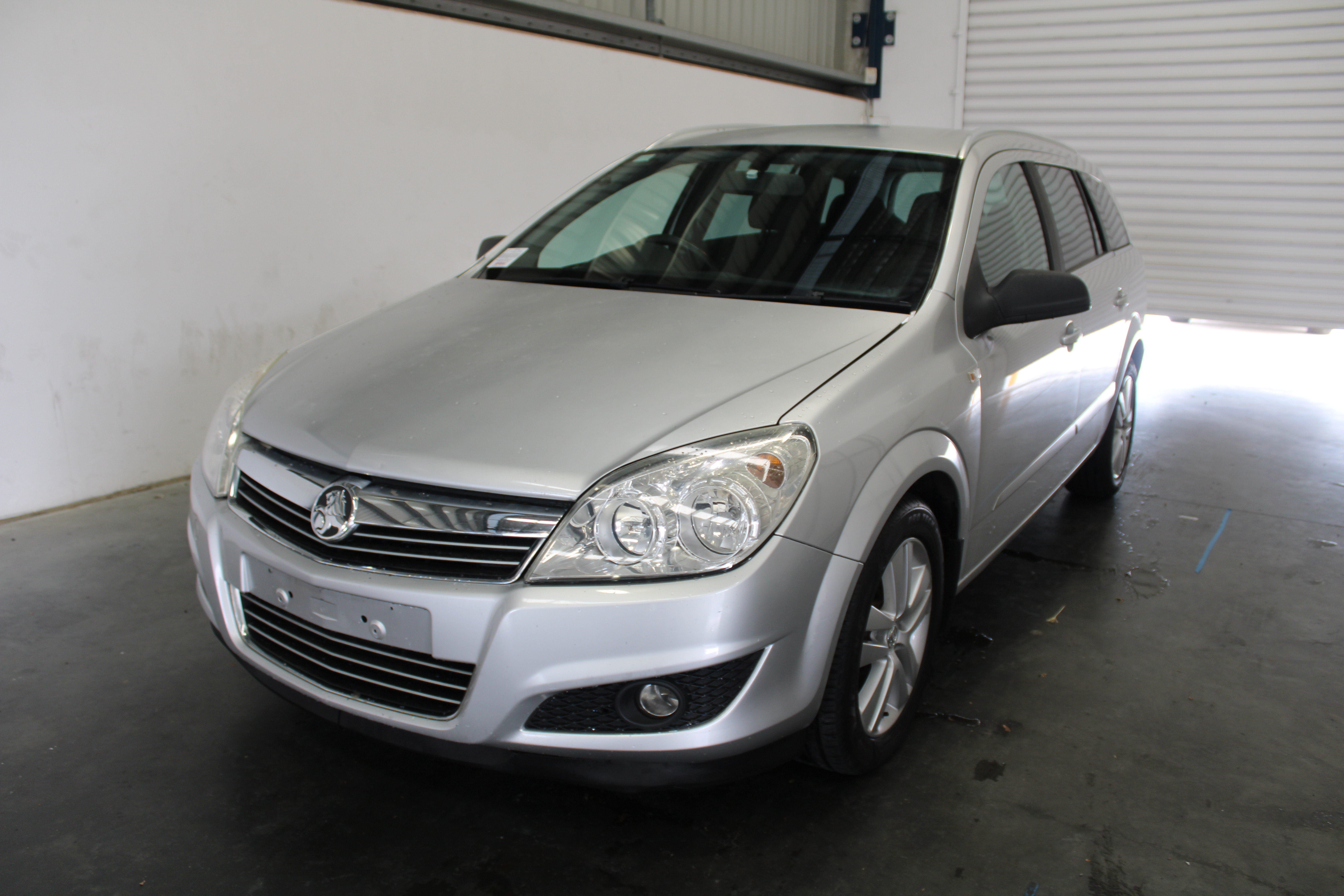 2008 Holden Astra CDTI AH Turbo Diesel Automatic Wagon