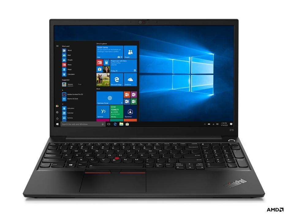 Lenovo ThinkPad E15 Gen2 15.6-inch Notebook, Black
