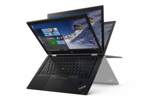 Lenovo ThinkPad X1 Yoga 14-inch Notebook, Black