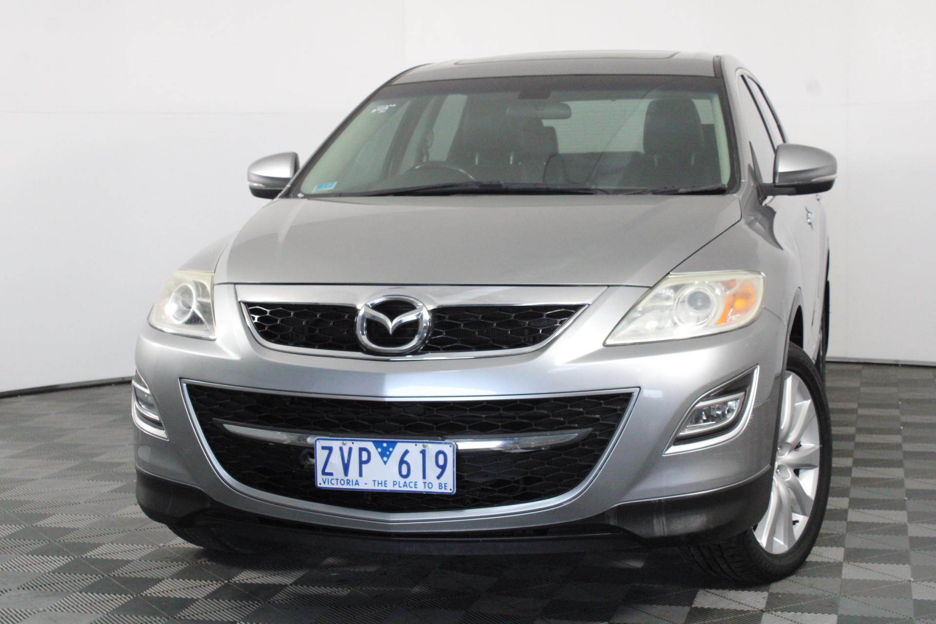 2010 Mazda CX-9 Luxury Automatic 7 Seats Wagon