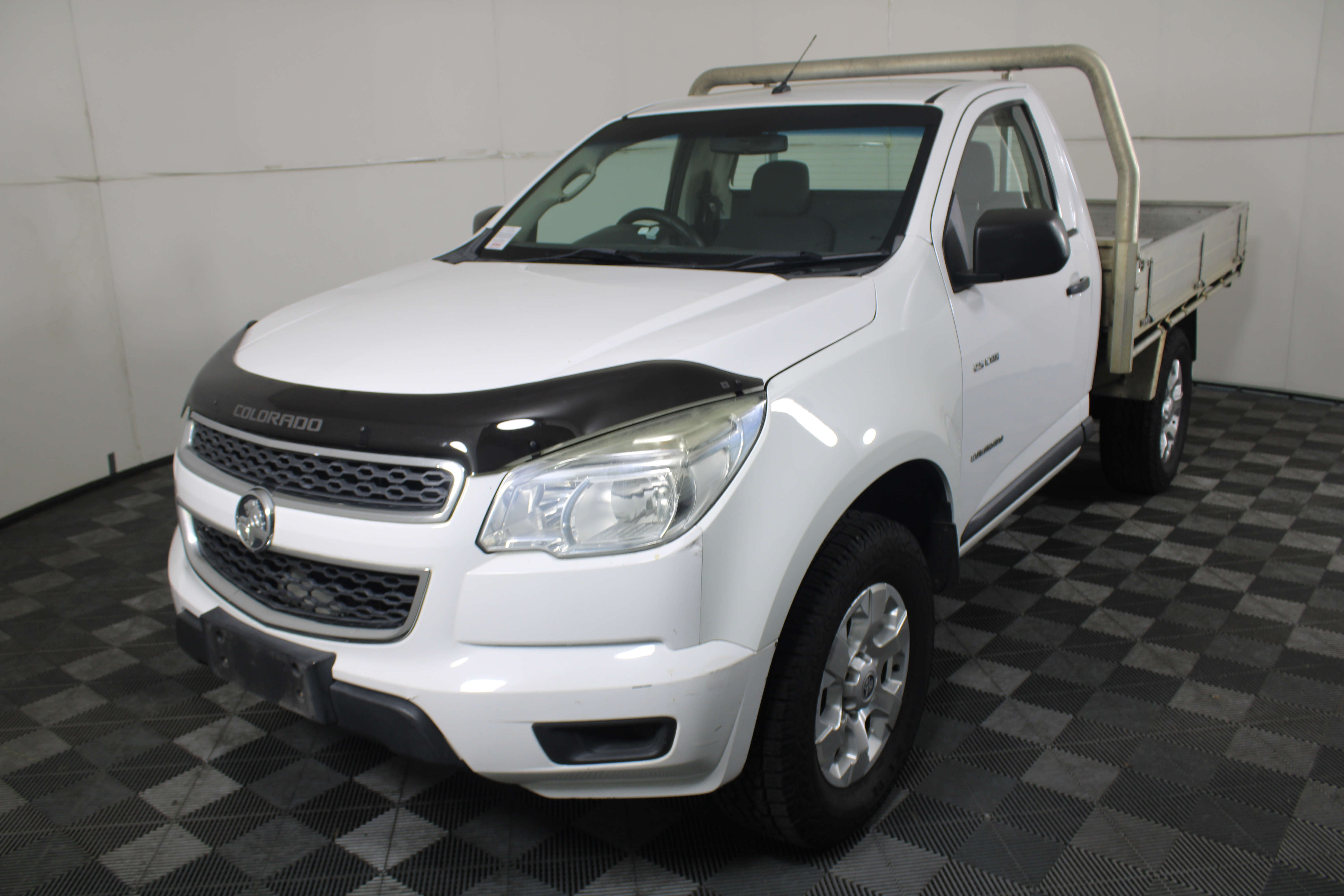 Holden Colorado 4X2 DX RG Turbo Diesel Manual Cab Chassis