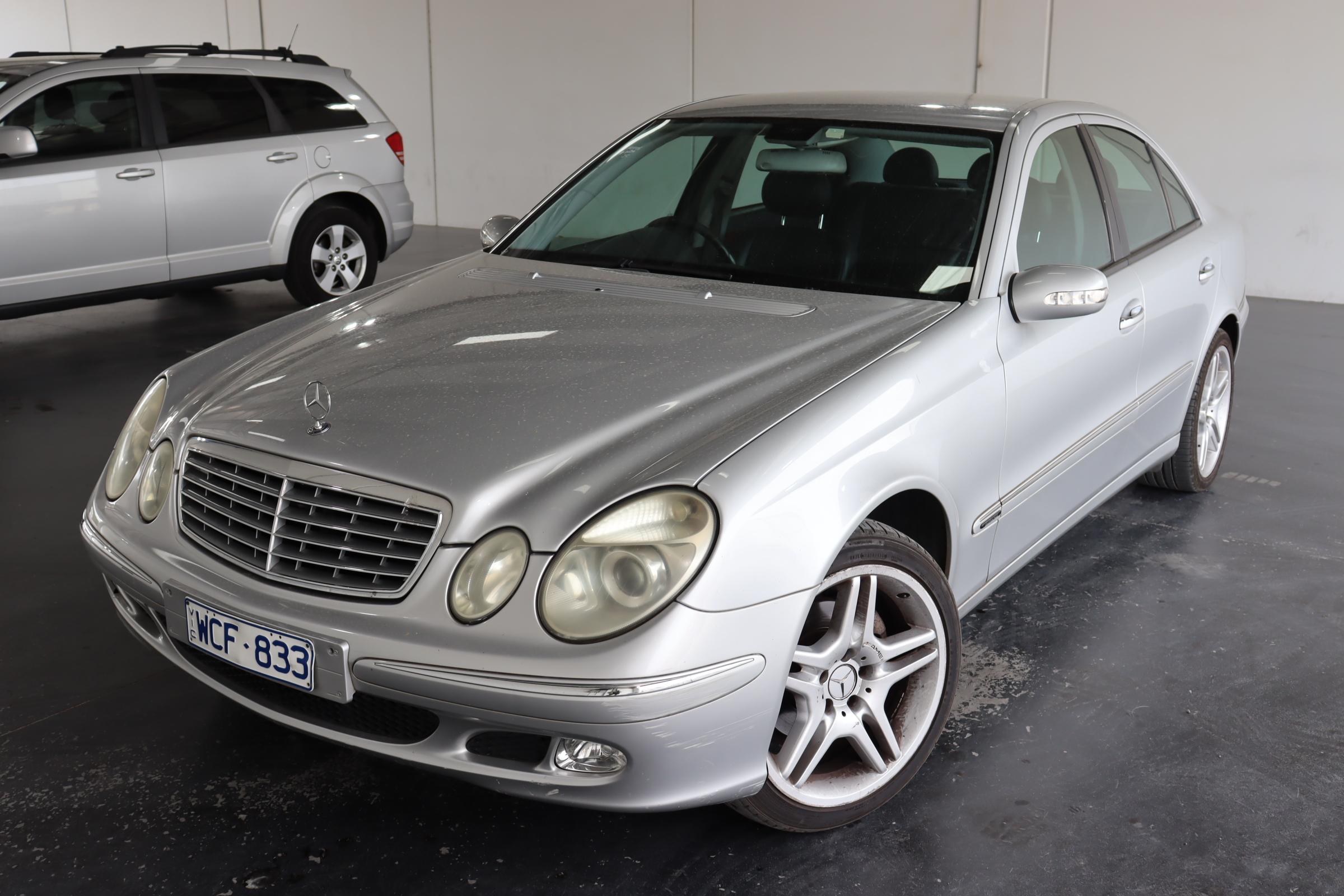 2002 Mercedes Benz E240 Classic W211 Automatic Sedan