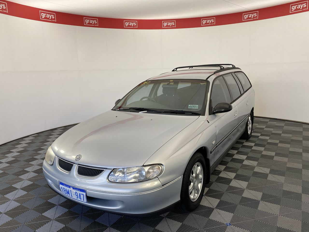 1999 Holden Commodore Olympic Edition VTII Automatic Wagon