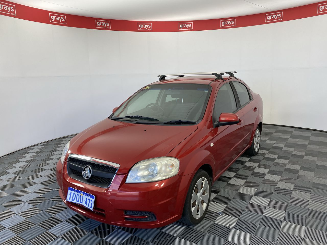 2009 Holden Barina TK Automatic Sedan