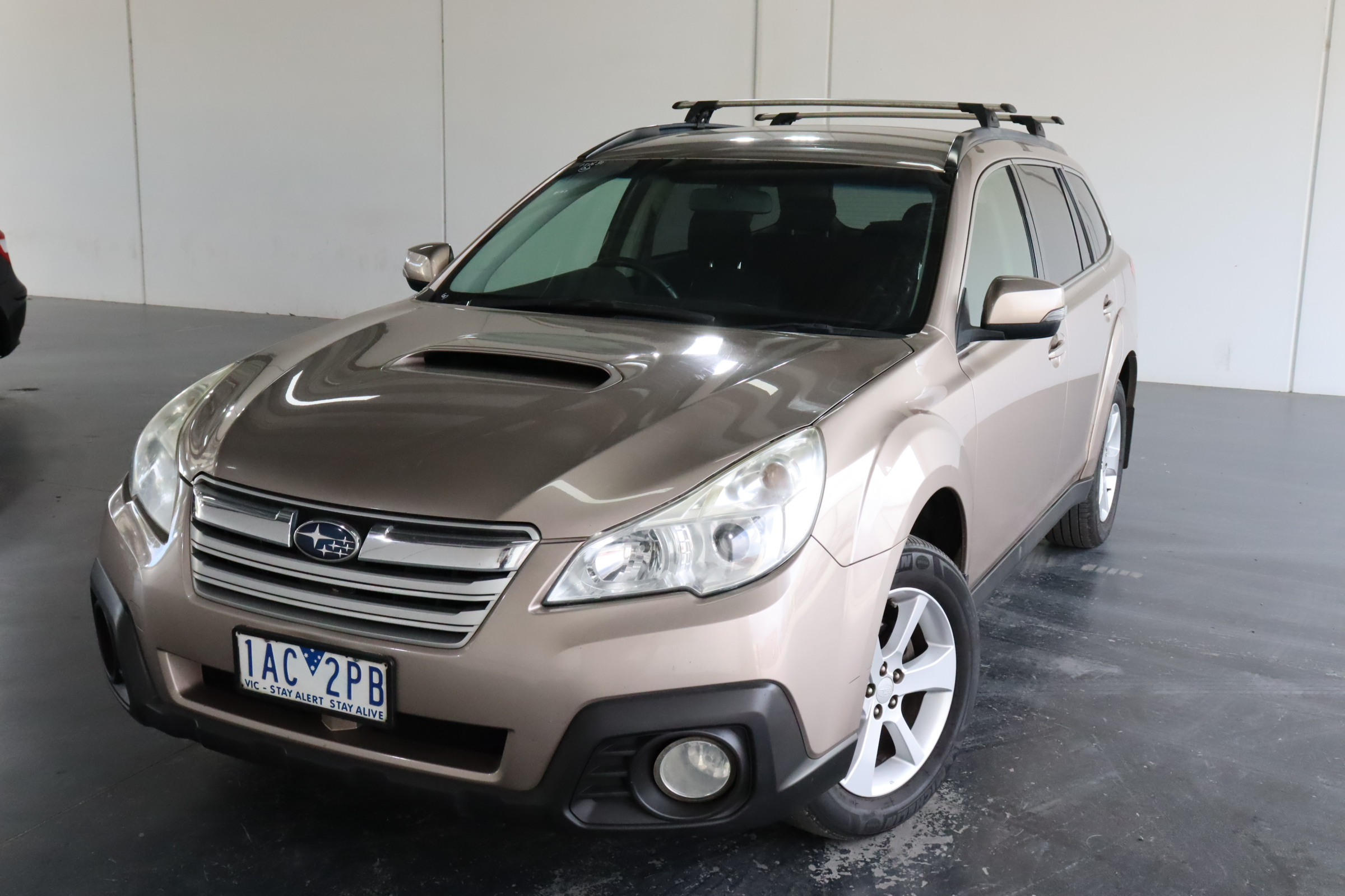 2012 Subaru Outback 2.0D B5A Turbo Diesel Manual Wagon