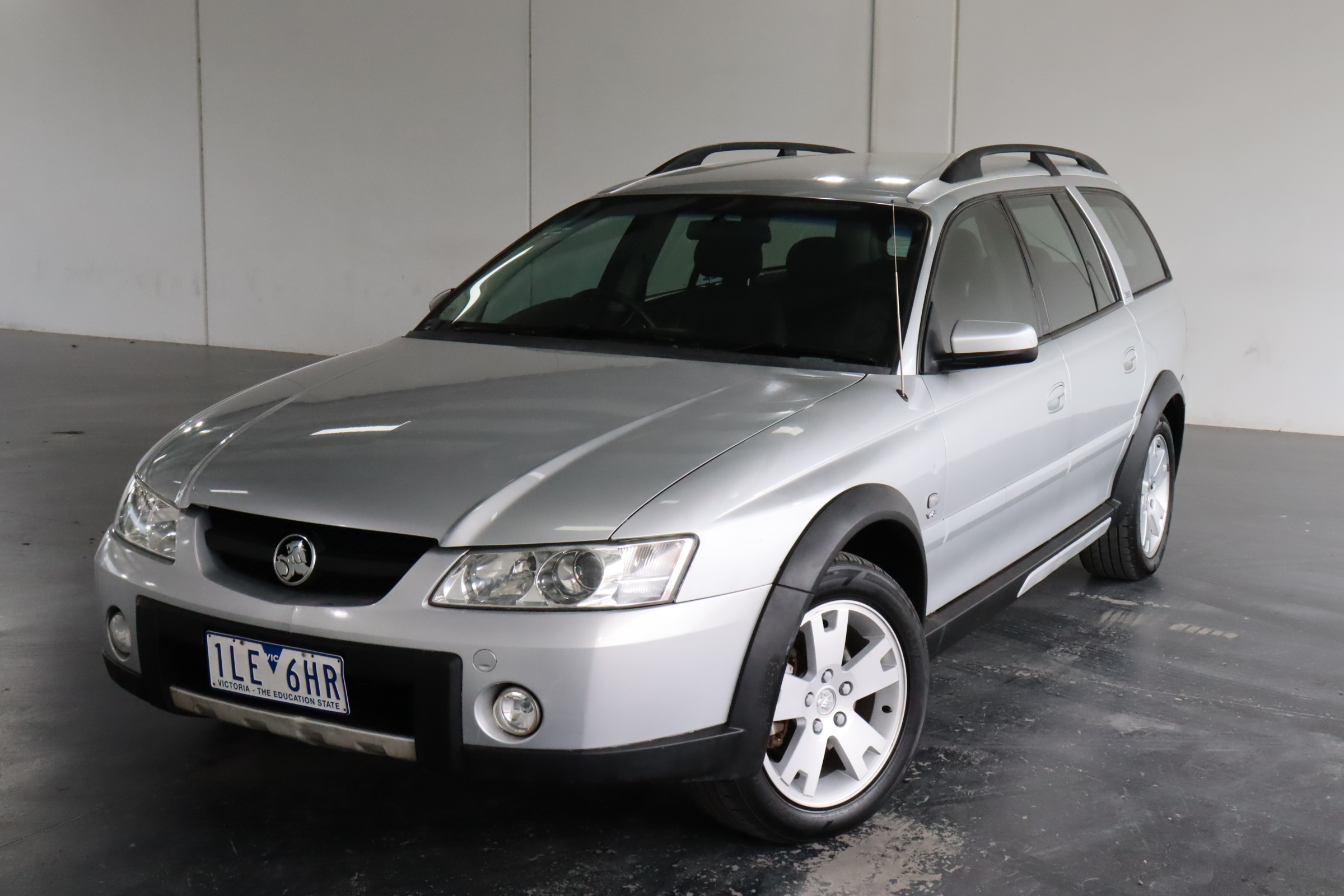2004 Holden Adventra CX8 VZ Automatic Wagon