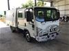 2012 Isuzu NNR 200 4 x 2 Service Truck
