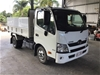 2019 Hino 300 Series 4 x 2 Tipper Truck