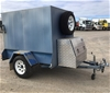 <p>2016 Kessner Enclosed Trailer (Pooraka, SA)</p>