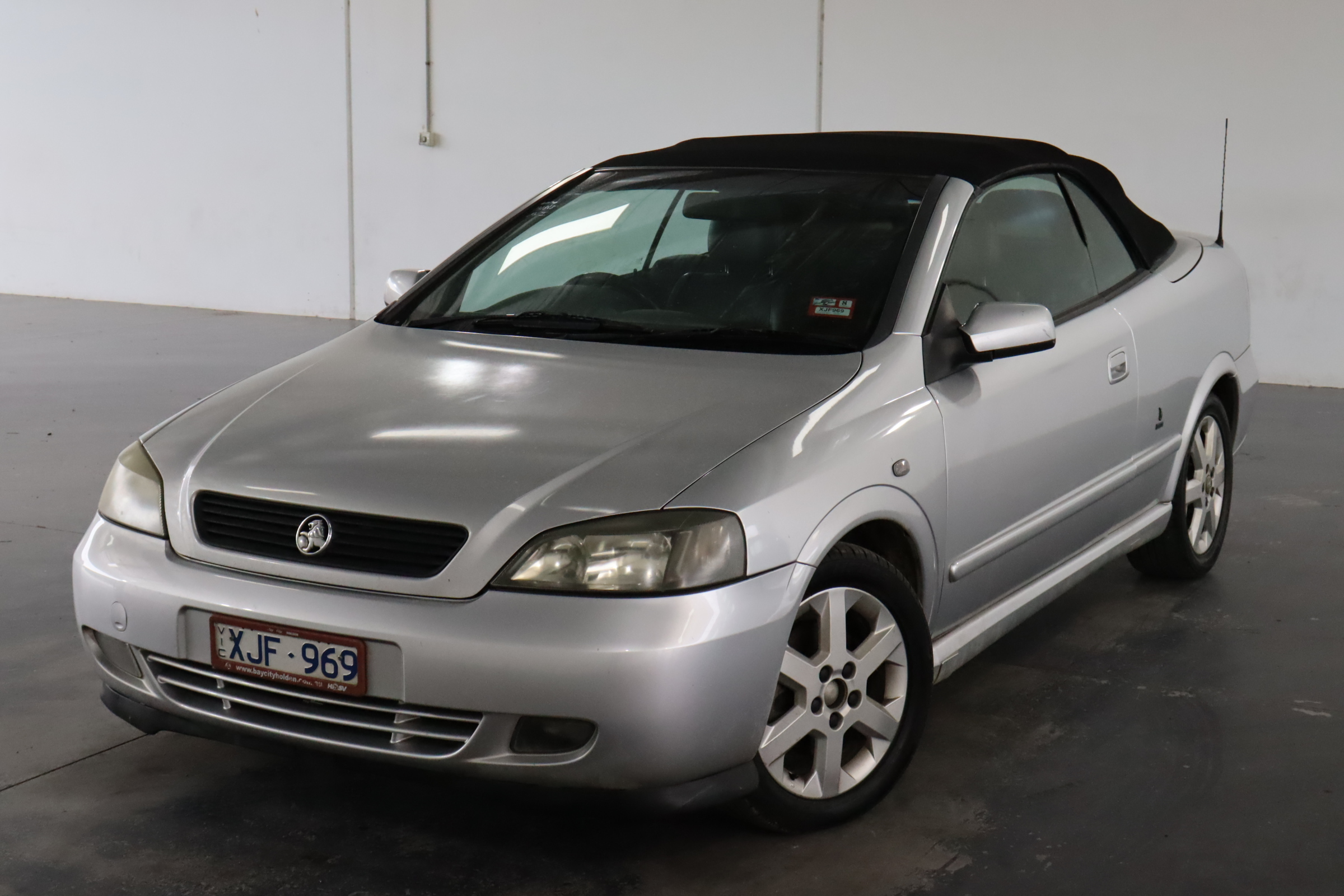 2003 Holden Astra Convertible TS Automatic Convertible
